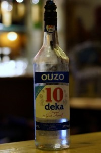 10 Deka Ouzo