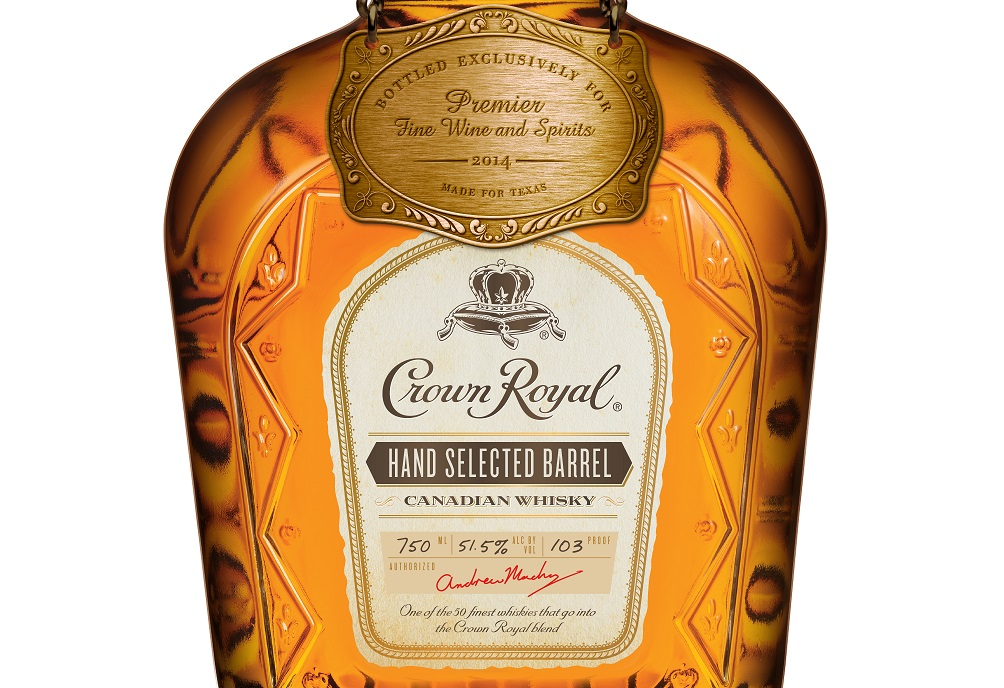 Crown Royal Northern Harvest Rye Old Fashioned