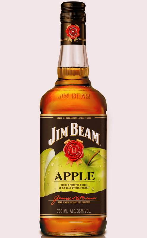 Jim Beam Jabłkowy Spirits