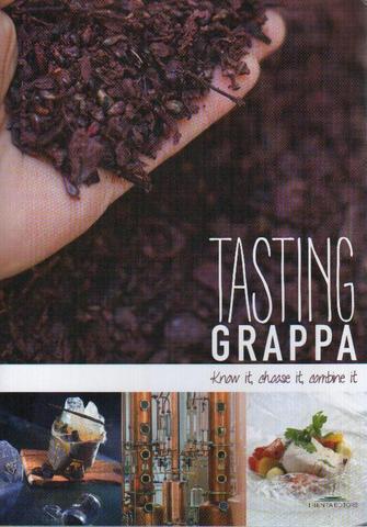Tasting grappa