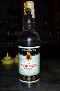 Bolanachi Marinos Ouzo