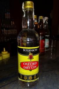 Bolanachi Oxford Dry Gin