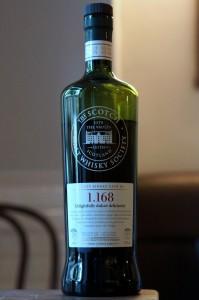 SMWS 1-168 Scotch Malt Whisky Society Glenfarclas 1984 28y