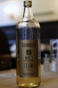 Sünner No 1 Feiner Weizbrand