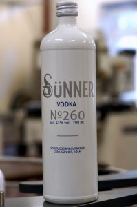 Sünner Vodka