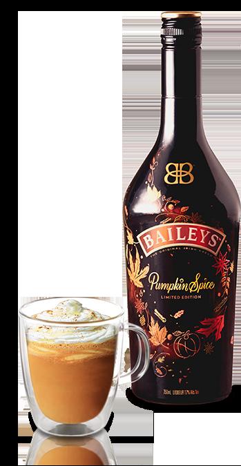 Baileys Wypuszcza Jesienny Likier Pumpkin Spice Spirits