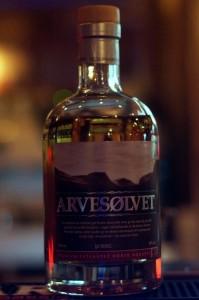 arvesolvet-aquavit
