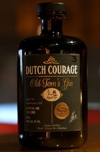Dutch Courage Old Tom's Gin 2013