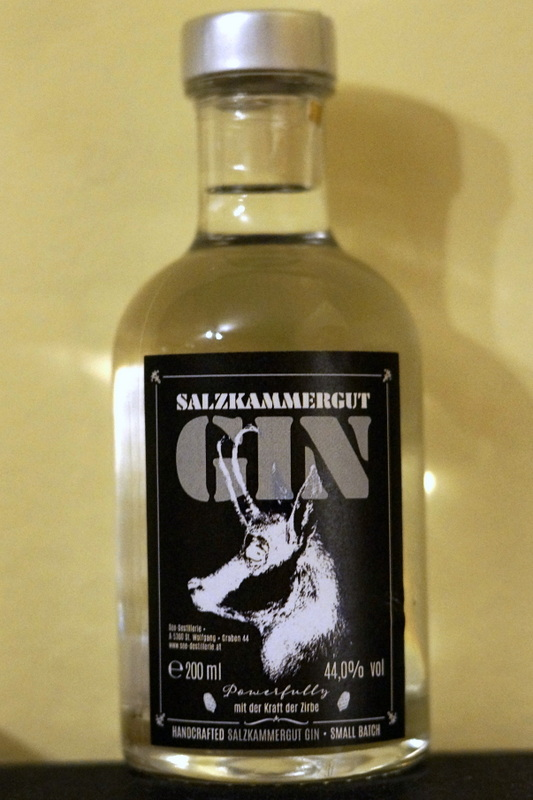 Salzkammergut Gin