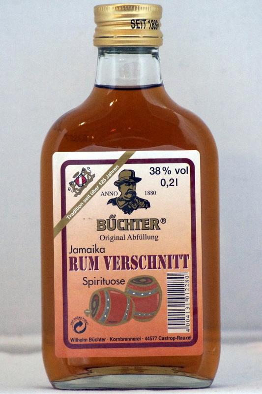 Rum Verschnitt