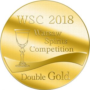 medal WSC 2 - double gold