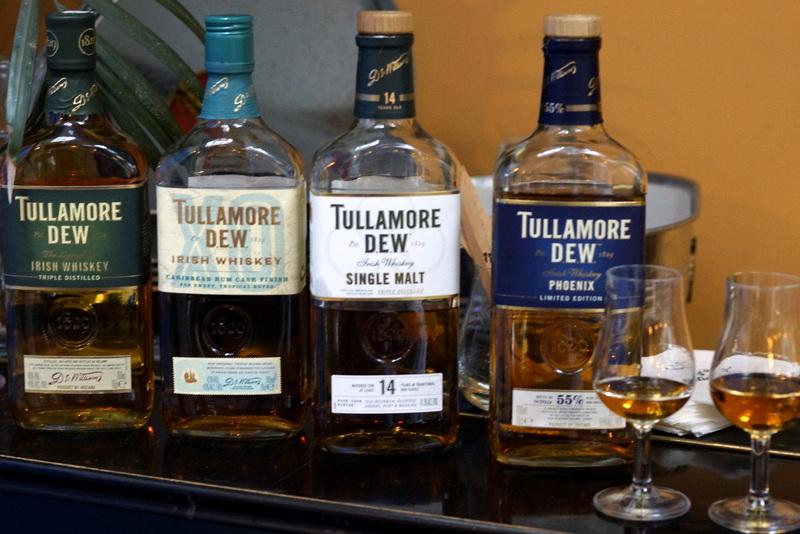 Nowa Edycja Tullamore D E W Spirits